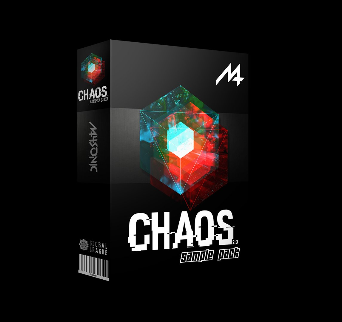 m4sonic chaos project file sample pack
