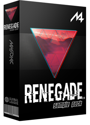 M4SONIC RENEGADE Project File & Sample Pack