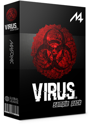 M4SONIC VIRUS Project File & Sample Pack