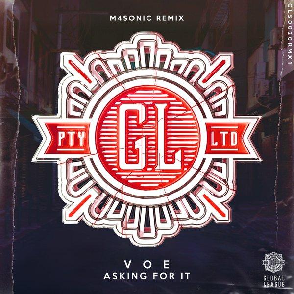 V O E Asking For It M4SONIC Remix